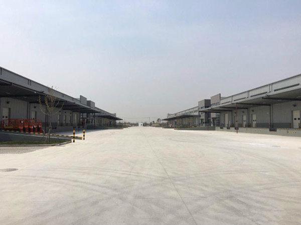 杨柳青新建高台仓库75000平出租