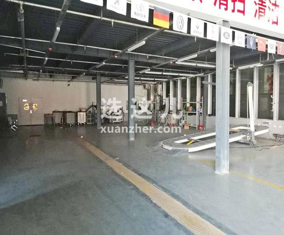 东流亭工业园850平米厂房便宜出租