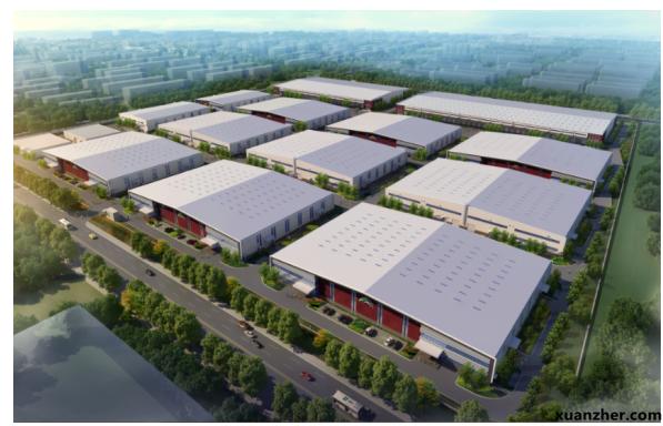 出租北辰开发区丙类厂房21000平米(9000+12000)