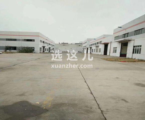 出租津南区八里台工业园厂房4500平米