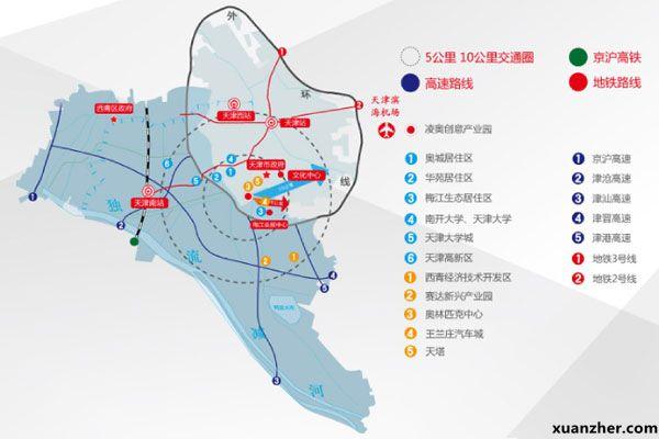 天津凌奥创意产业园