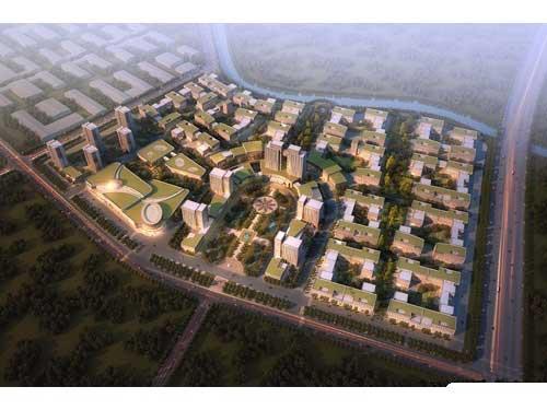 天津京津电子商务产业园